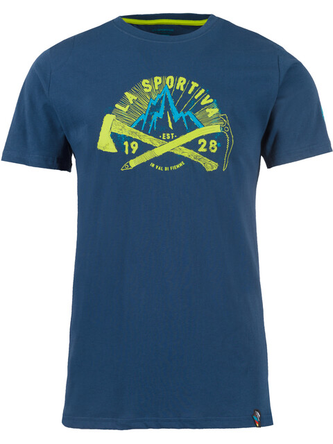 La Sportiva Hipster - T-shirt manches courtes Homme - bleu